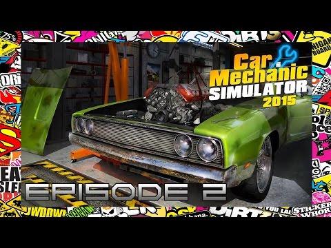 Car Mechanic Simulator 2015 //Español// 2015 |