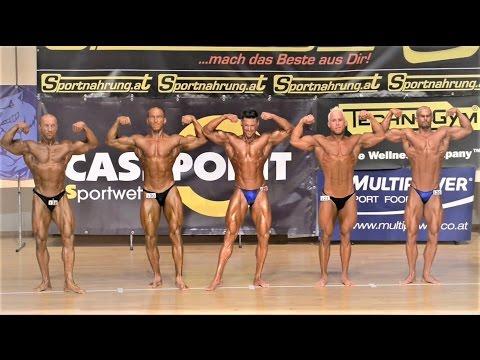 NABBA/WFF Austrian Championships 2014 - Part 4/8