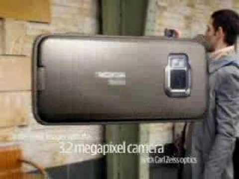 Nokia N78 Advertisement MWC