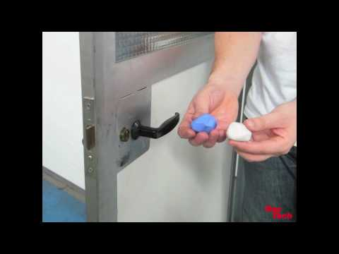 Application Amortisseur De Porte Ray Mould Raytech Youtube