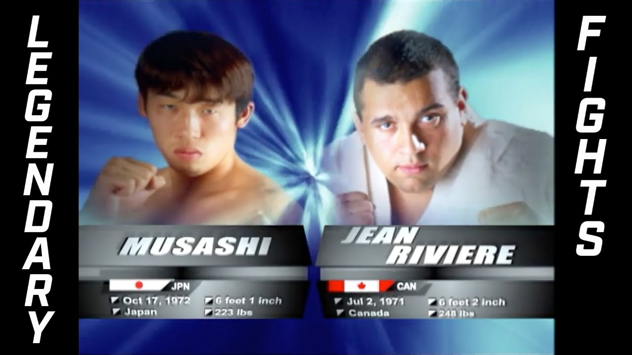Legendary Fights: Musashi v Jean Riviere