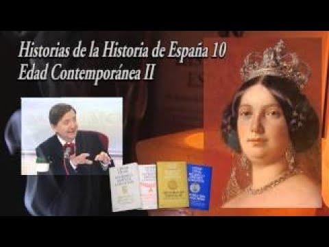 breve-historia-de-españa-10-edad-contemporánea-ii,-de-isabel-ii-a-la-primera-república