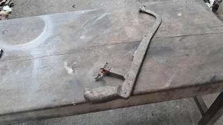 Rusty Handmade - Restoration old Saws By Simple Method