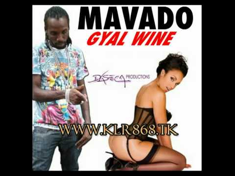 MAVADO - GYAL WINE (RAW) - DASECA - JULY 2011