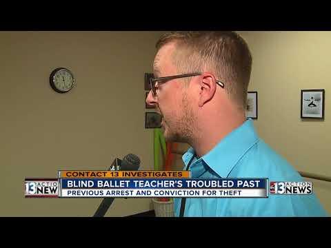 North Las Vegas ballet teacher asks for donations despite troubled past