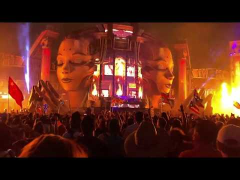 Yellow Claw Full Set EDC Orlando 2019 Kinetic Field