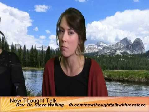 Guests: Stephanie Wilson, Jessica Knotts: Young  Adults and  New Thought Spirituality