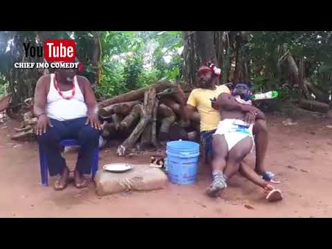 Chief Imo Comedy || chief imo and father in-law in omugwo part 1 Okwu na uka episode 36