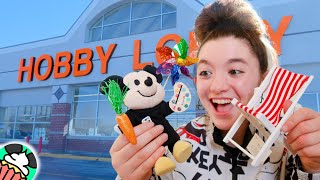 DIY Accessories for Disney NuiMOs Plush! Easy & Inexpensive! Hobby Lobby Vlog W/ Haul