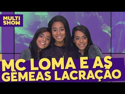 Trava Língua | Mc Loma e as Gêmeas Lacração | TVZ Ao Vivo | Música Multishow