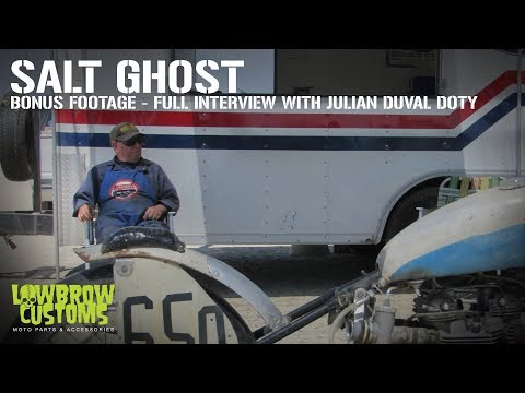 Salt Ghost Bonus Footage - Full Interview with Julian Duval Doty