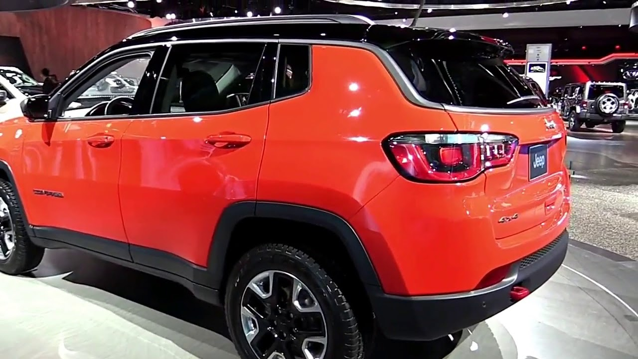 2018 jeep compass trailhawk fullsys premium features new. Black Bedroom Furniture Sets. Home Design Ideas