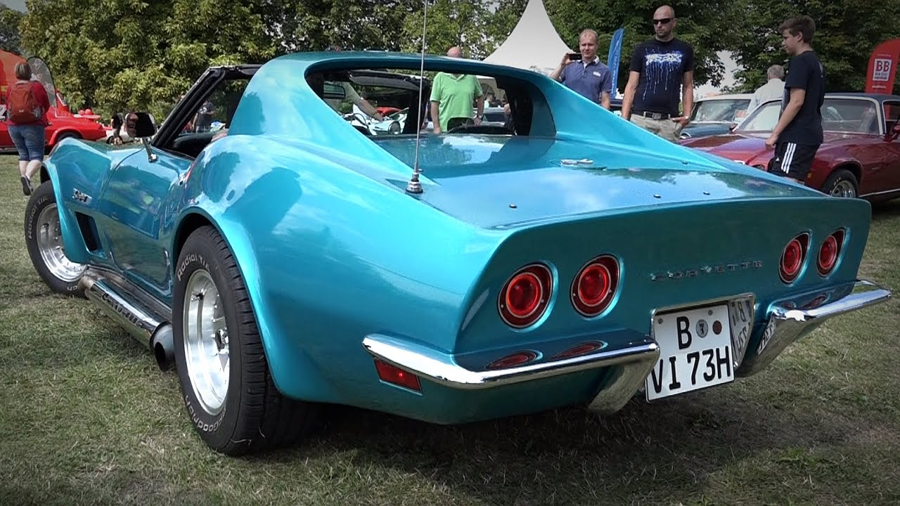 Is a corvette a muscle car