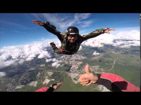 Skydiving AFP Level 5 (with a Bonus from...