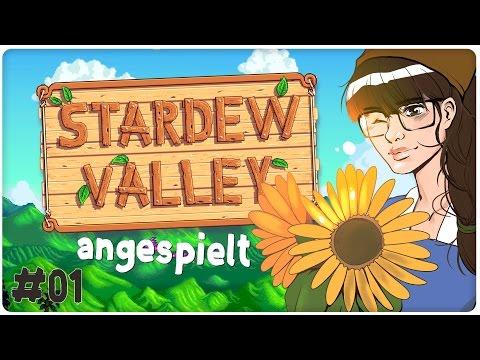 Stardew Valley【angespielt】★ Isabels kleine Farm #1