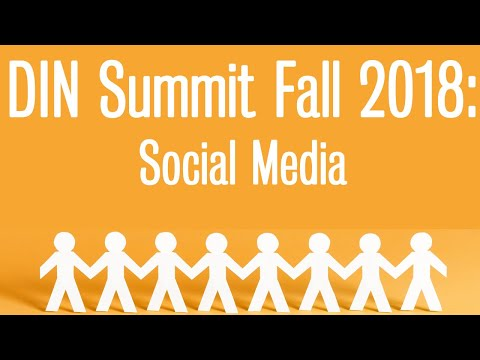 Fall 2018 Digital Influencers Summit: Social Media Presentation (Part 6)