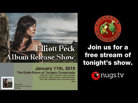 "Live from Elliott Peck's ""Further From The Storm"" Album Release Party 1/11/19"