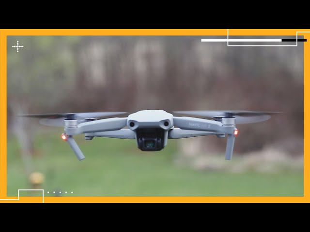 Reviewing the Mavic Air 2, DJI's latest drone, during quarantine