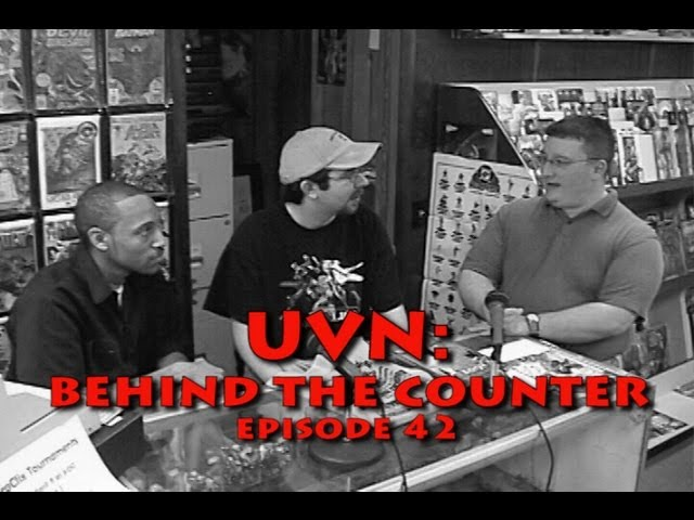 UVN: Behind the Counter 42