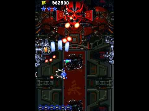 Arcade Longplay [399] Samurai Aces
