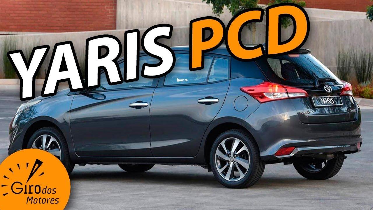Toyota Yaris Pcd Giro Avalia 41 Youtube