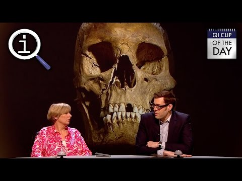 QI | How Were Richard III's Table Manners?
