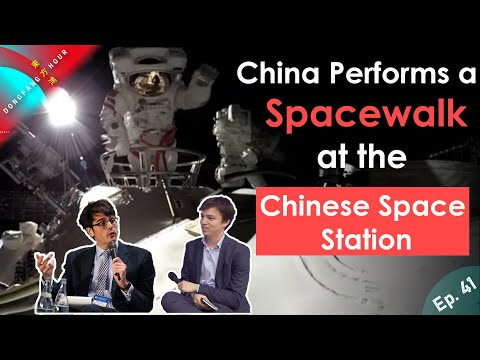China Performs Spacewalk at the Chinese Space Station, Plethora of Launches in a Single Week - Ep 41