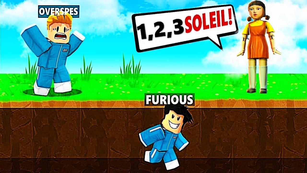 Download J'ai triché dans ROBLOX SQUID GAME ..