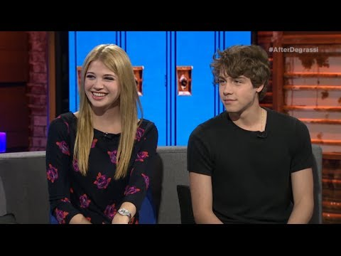 After Degrassi: Sarah Fisher & Munro Chambers