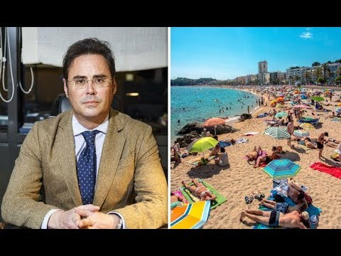 REVEALED: Spain's Brexit plan to KEEP British tourists flying in