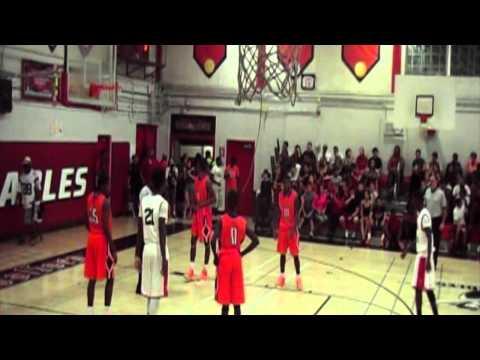 South Miami (68) vs Coral Gables (65) 11-25-2014