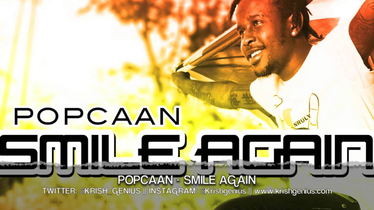 Jah Lyrics: Popcaan - Smile Again Lyrics