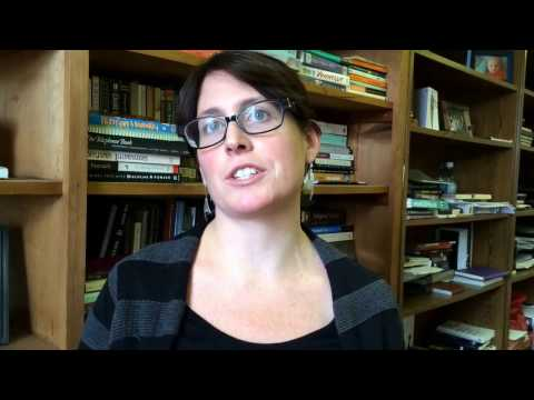 Norwich Undergraduate Research Program Director Amy Woodbury Tease