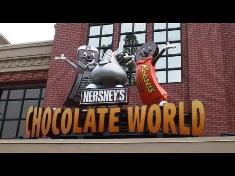 Hershey World Tour