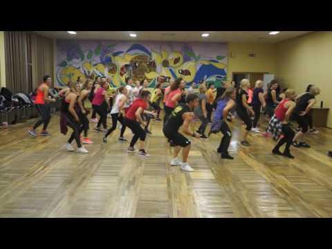 Zumba fitness - Yandel Ft. Pitbull & El Chacal - Ay Mi Dios