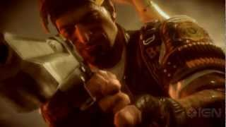 Army of TWO The Devil's Cartel - Speak of the Devil Trailer