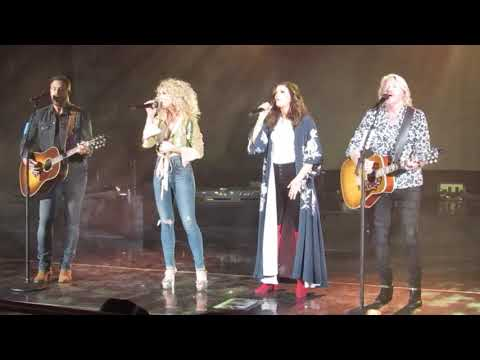 Little Big Town - Sober - At Red Rocks