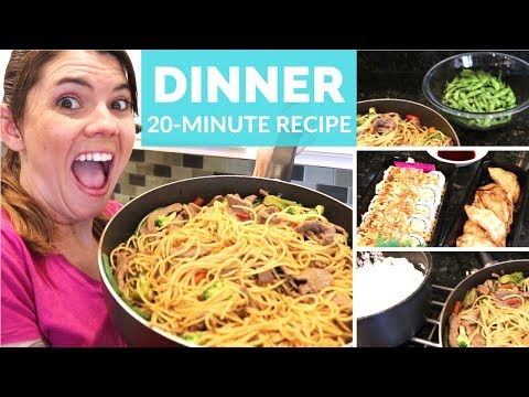 WHATS FOR DINNER? | NEW RECIPE | STAY AT HOME MOM | COOK WITH ME