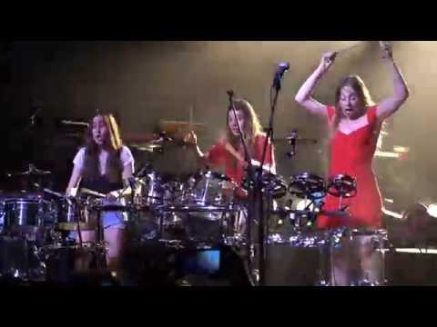 HAIM - Falling LIVE HD (2016) Orange County The Observatory