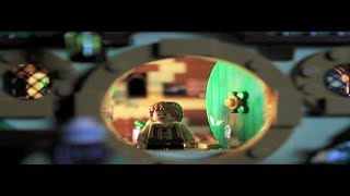 LEGO THE HOBBIT: UNEXPECTED VISITORS - STOP MOTION ANIMATION