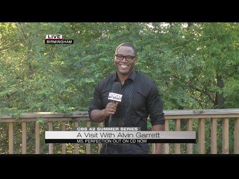 Alvin Garrett performs on the deck