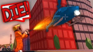 HOW TO SHOOT DOWN HELICOPTERS!! (Roblox Jailbreak)