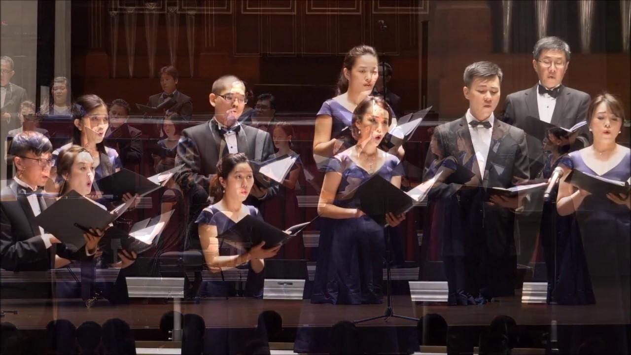 Invictus ( Ivo Antognini ) - 福爾摩沙合唱團Formosa Singers - YouTube