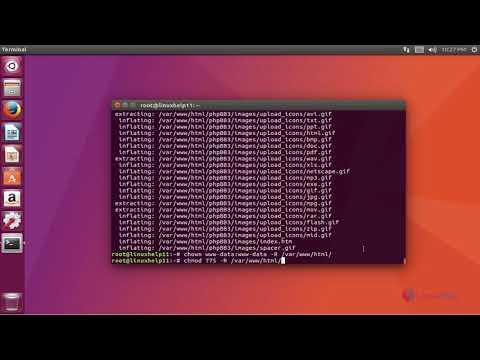 How to install phpBB on Ubuntu 17.04