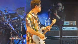 John Mayer - I Don't Trust Myself (With Loving You) -  Fiserv Forum - Milwaukee - Aug. 6, 2019 LIVE