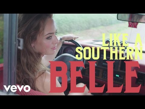 Scotty McCreery - Southern Belle (Lyric Video)