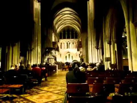 Saint Patrick's Cathedral choir