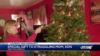 Special Christmas Gifts To Struggling Mom