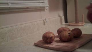 Bacon, Onion & Parsley Potatoes