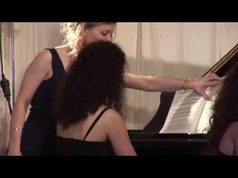 Estivales de musique en médoc 2014 - Trio Karénine - Château Loudenne